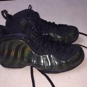 Nike foamposite sneakers